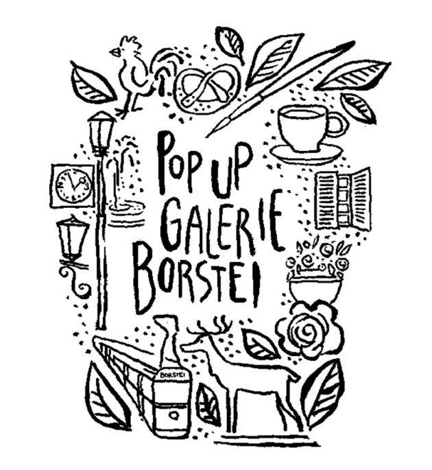 Borstei Popup Galerie Logo